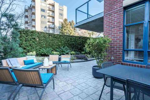 Condo for sale at 1725 Balsam St Unit 101 Vancouver British Columbia - MLS: R2454346