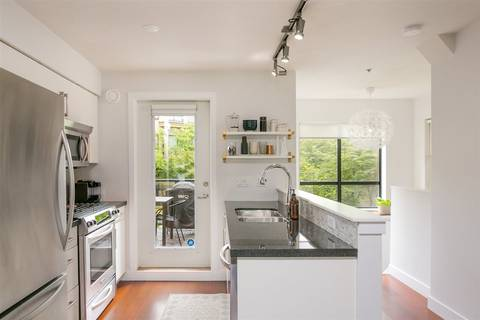 Townhouse for sale at 1855 Stainsbury Ave Unit 101 Vancouver British Columbia - MLS: R2380592