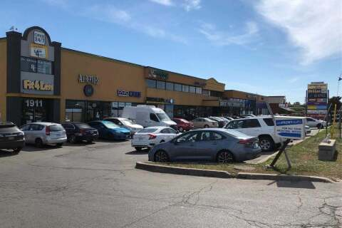 Commercial property for lease at 1911 Kennedy Rd Apartment 101 Toronto Ontario - MLS: E4921268
