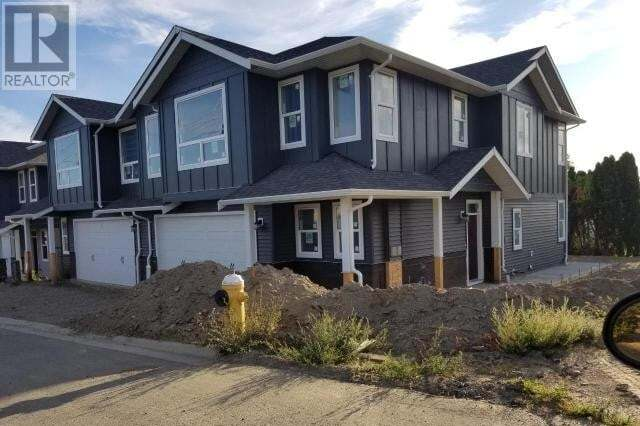 Townhouse for sale at 1923 Parkcrest Ave Unit 101 Kamloops British Columbia - MLS: 158344
