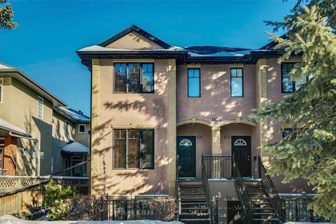 Townhouse for sale at 1924 33 St Southwest Unit 101 Calgary Alberta - MLS: C4229796