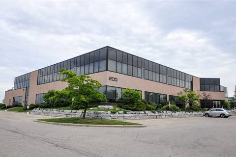 Commercial property for lease at 200 Matheson Blvd Apartment 101 Mississauga Ontario - MLS: W4473866