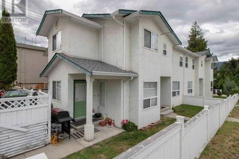 Townhouse for sale at 201 Abbott St Unit 101 Penticton British Columbia - MLS: 179156