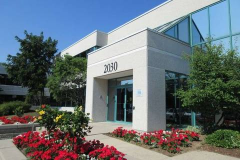 Commercial property for lease at 2030 Bristol Circ Apartment 101 Oakville Ontario - MLS: W4616989