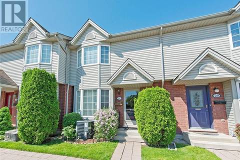 Townhouse for sale at 21 Brookside St Unit 101 London Ontario - MLS: 201634
