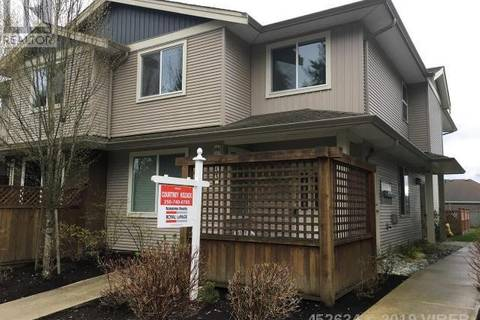 Townhouse for sale at 2153 Ridgemont Pl Unit 101 Nanaimo British Columbia - MLS: 452634