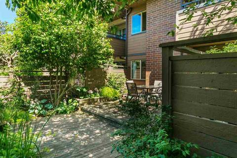 Condo for sale at 2480 3rd Ave W Unit 101 Vancouver British Columbia - MLS: R2381810
