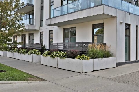 Apartment for rent at 260 Sackville St Unit 101 Toronto Ontario - MLS: C5054065
