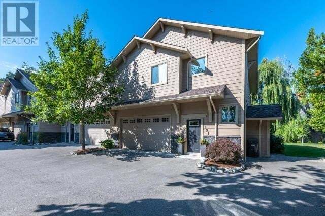 Townhouse for sale at 2629 Cornwall Dr Unit 101 Penticton British Columbia - MLS: 184864