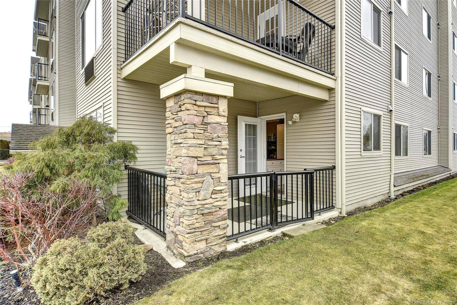 Condo for sale at 265 Froelich Rd Unit 101 Kelowna British Columbia - MLS: 10199389