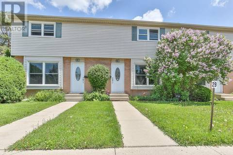Residential property for sale at 29 Highview Ave East Unit 101 London Ontario - MLS: 203994