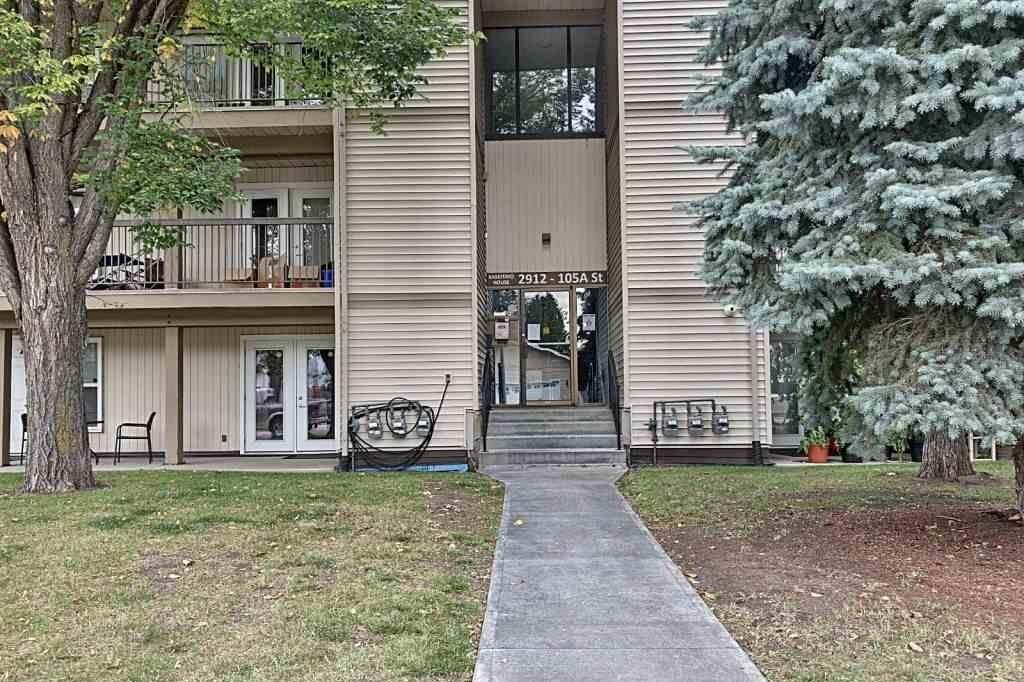 Condo for sale at 2912 105a St NW Unit 101 Edmonton Alberta - MLS: E4213910