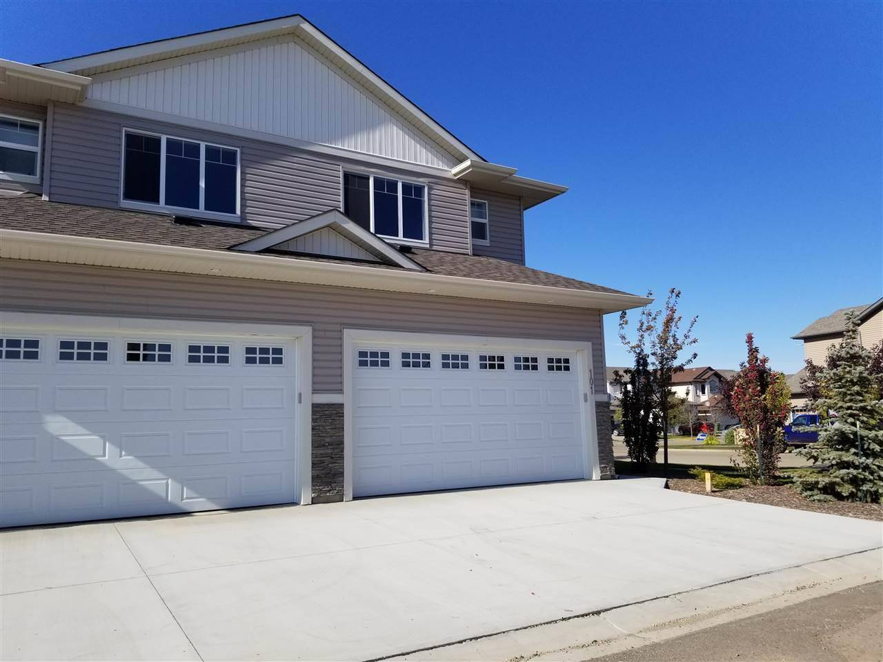 Townhouse for sale at 300 Awentia Dr Unit 101 Leduc Alberta - MLS: E4142877