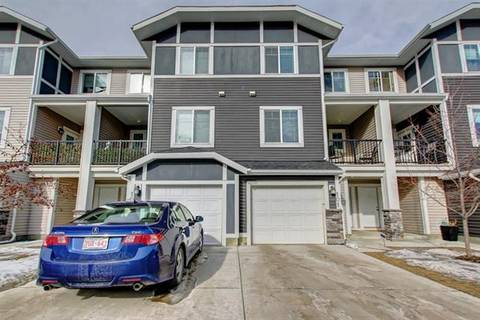 Townhouse for sale at 300 Marina Dr Unit 101 Chestermere Alberta - MLS: C4288561