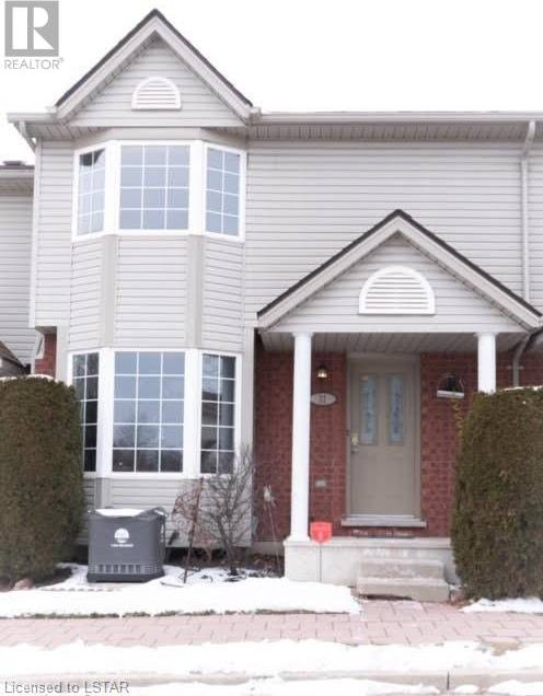Townhouse for sale at 31 Brookside St Unit 101 London Ontario - MLS: 245329