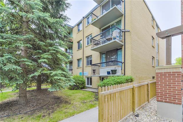 Sold: 101 - 313 20 Avenue Southwest, Calgary, AB
