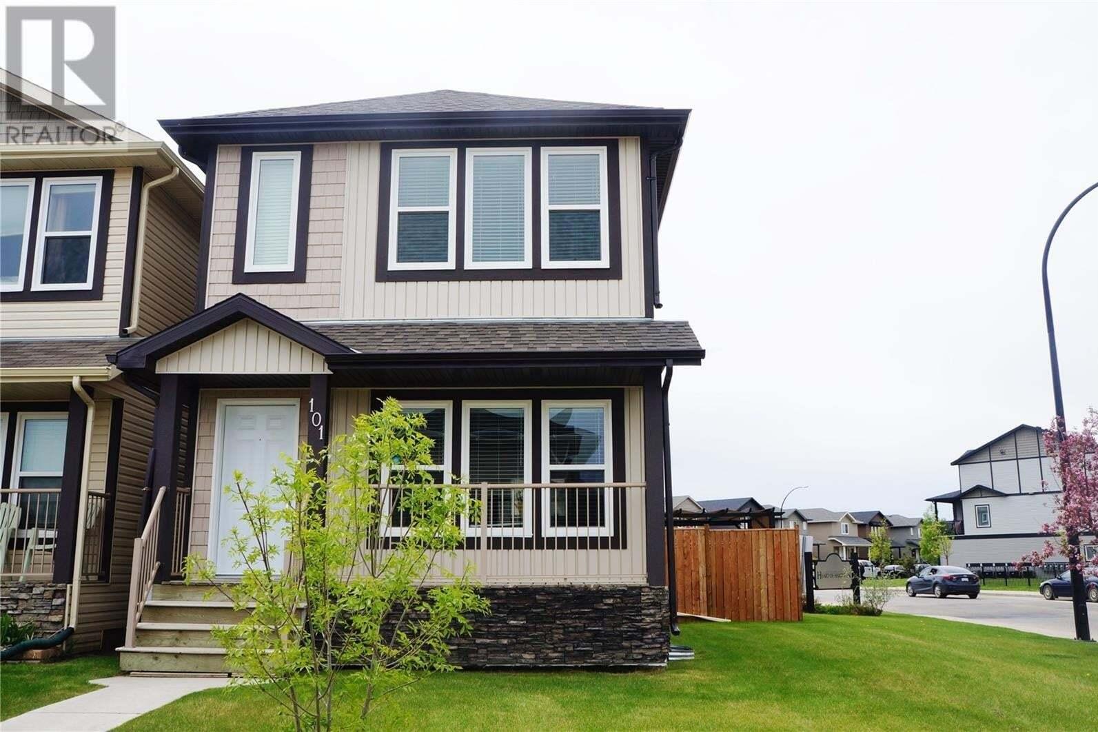 House for sale at 315 Hampton Cir Unit 101 Saskatoon Saskatchewan - MLS: SK810304