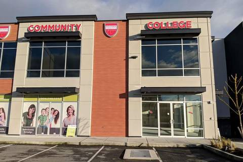 Commercial property for lease at 3670 Townline Rd Apartment 101 Abbotsford British Columbia - MLS: C8022743
