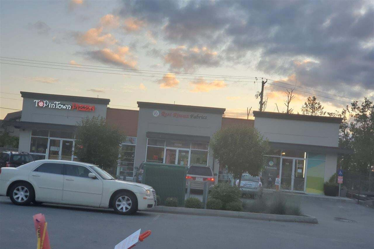 Commercial property for sale at 3710 Townline Rd Unit 101 Abbotsford British Columbia - MLS: C8032280