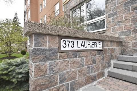 Condo for sale at 373 Laurier Ave E Unit 101 Ottawa Ontario - MLS: 1151885
