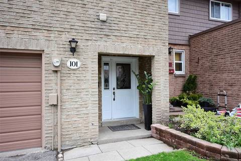 Condo for sale at 405 Hyacinthe Blvd Unit 101 Mississauga Ontario - MLS: W4451881