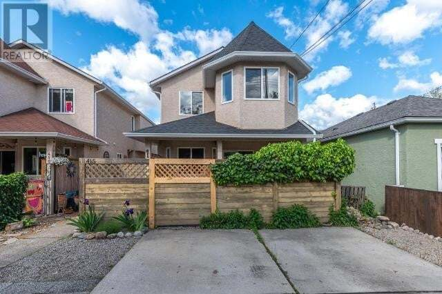 Townhouse for sale at 415 Maurice St Unit 101 Penticton British Columbia - MLS: 184463