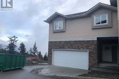 Townhouse for sale at 438 Waddington Dr Unit 101 Kamloops British Columbia - MLS: 150750