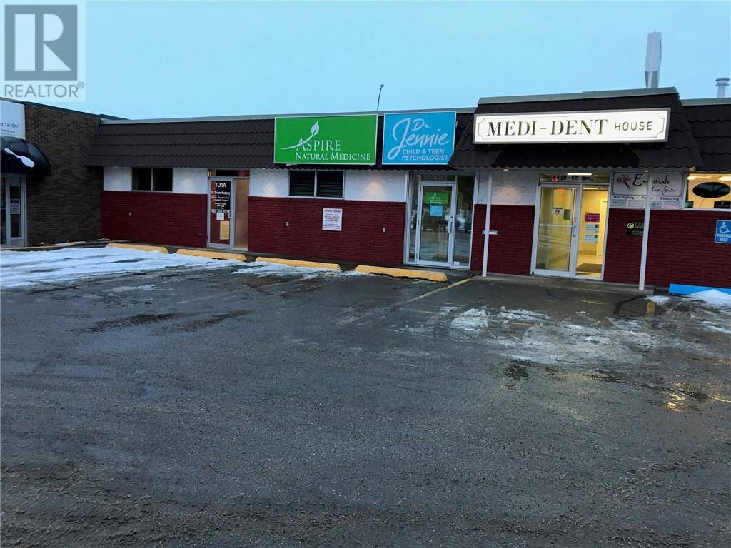 Commercial property for lease at 4419 50 Ave Apartment 101 Red Deer Alberta - MLS: ca0154792