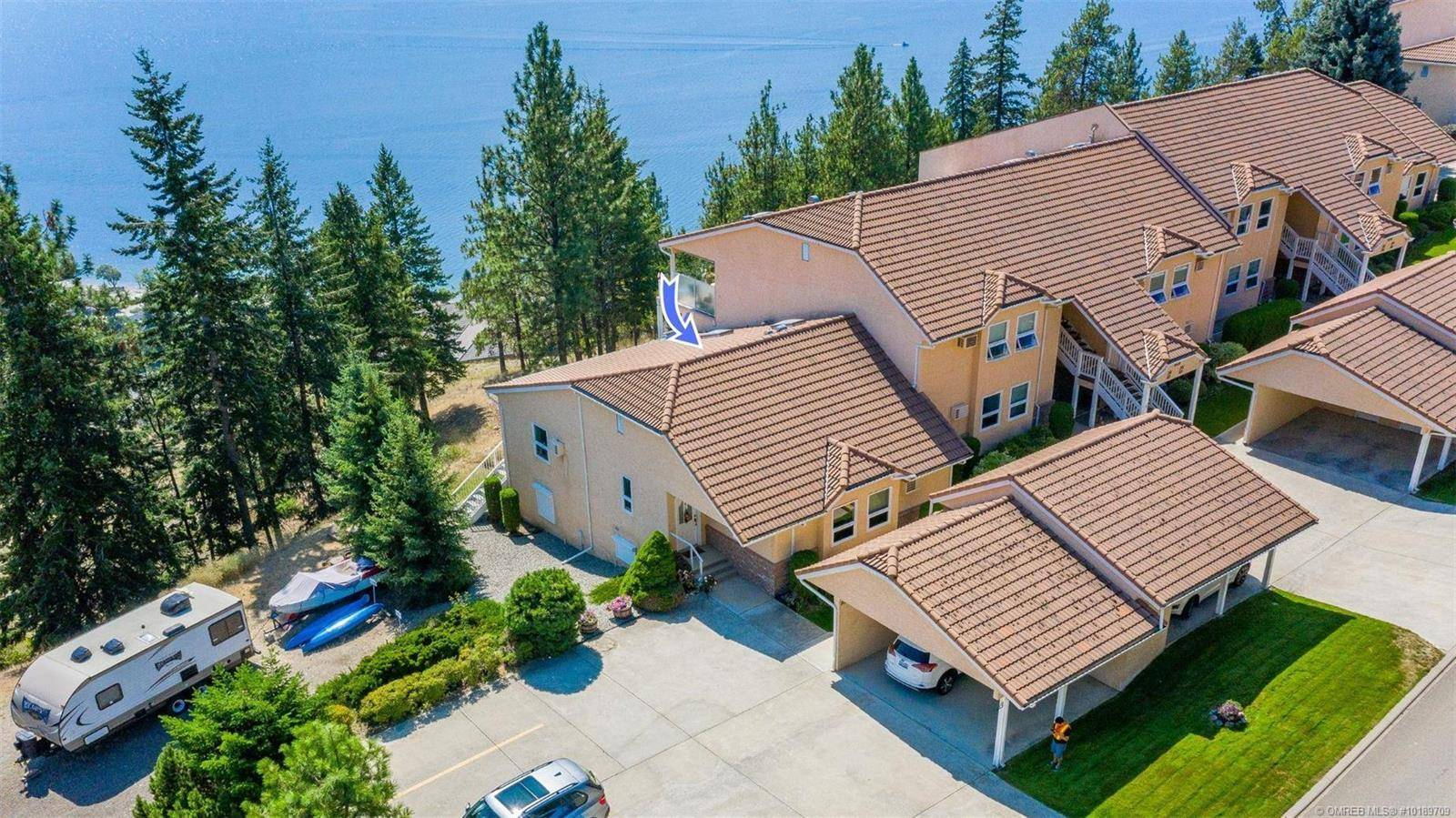 Townhouse for sale at 4450 Ponderosa Dr Unit 101 Peachland British Columbia - MLS: 10189709