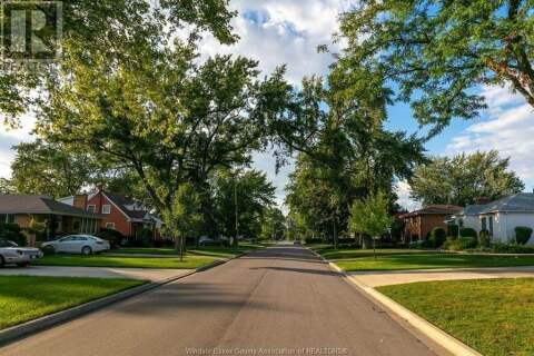 Apartment for rent at 480 Fairview Blvd Unit 101 Windsor Ontario - MLS: 20009176