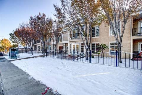 Condo for sale at 4835 Dalhousie Dr Northwest Unit 101 Calgary Alberta - MLS: C4272321