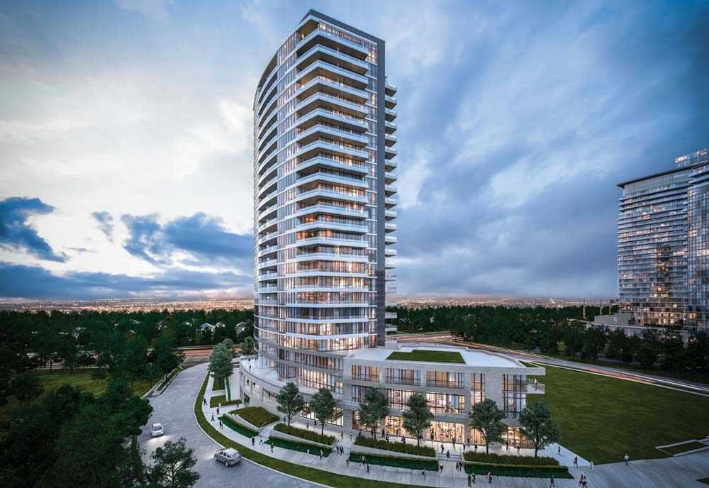 For Rent: 101 - 50 Forest Manor Road, Toronto, ON   1 Bed, 1 Bath Condo for $2150.00. See 11 photos!