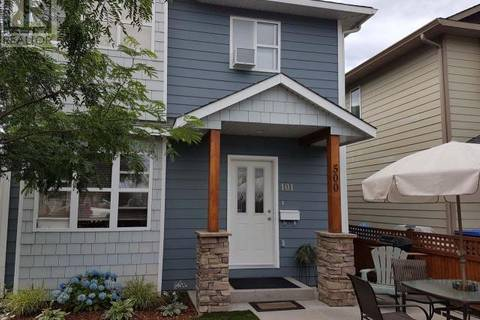 Townhouse for sale at 500 Westminster Ave W Unit 101 Penticton British Columbia - MLS: 179314