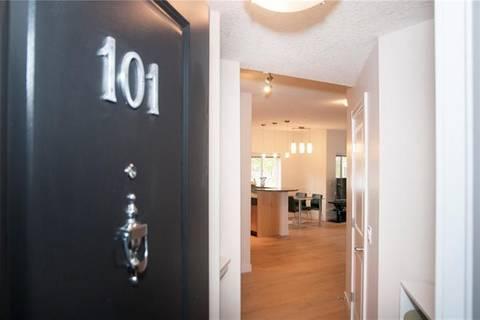 Condo for sale at 509 21 Ave Southwest Unit 101 Calgary Alberta - MLS: C4268061