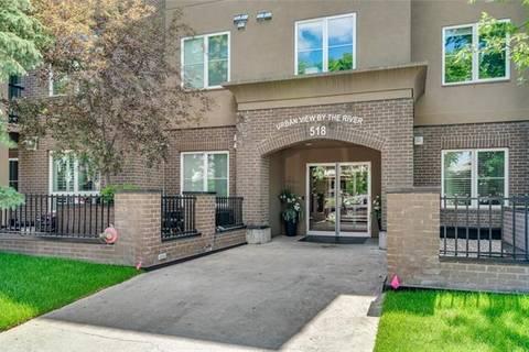 Condo for sale at 518 33 St Northwest Unit 101 Calgary Alberta - MLS: C4254364