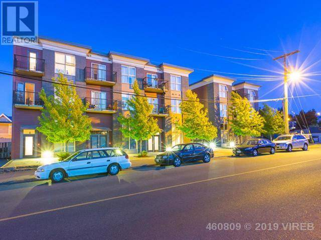 Condo for sale at 555 Franklyn St Unit 101 Nanaimo British Columbia - MLS: 460809