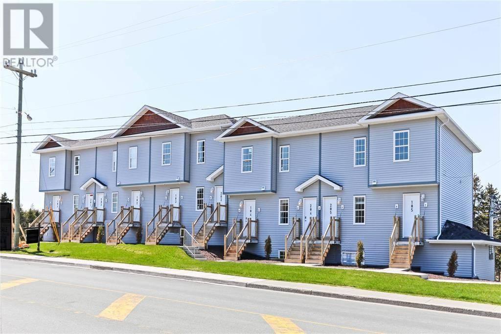 House for sale at 56 Bay Bulls Rd Unit 101 St. John's Newfoundland - MLS: 1207083