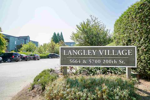 Townhouse for sale at 5664 200 St Unit 101 Langley British Columbia - MLS: R2394367
