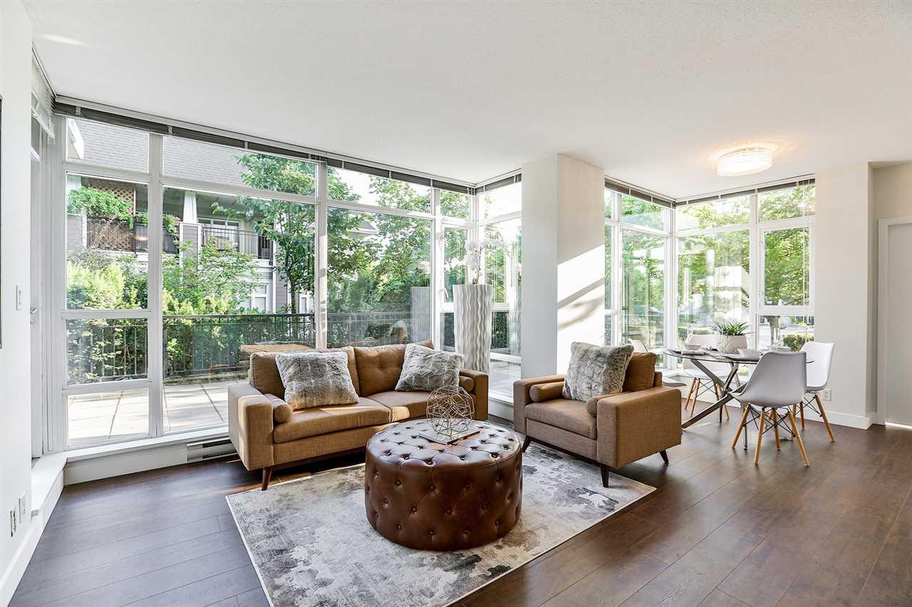 Sold: 101 - 575 Delestre Avenue, Coquitlam, BC