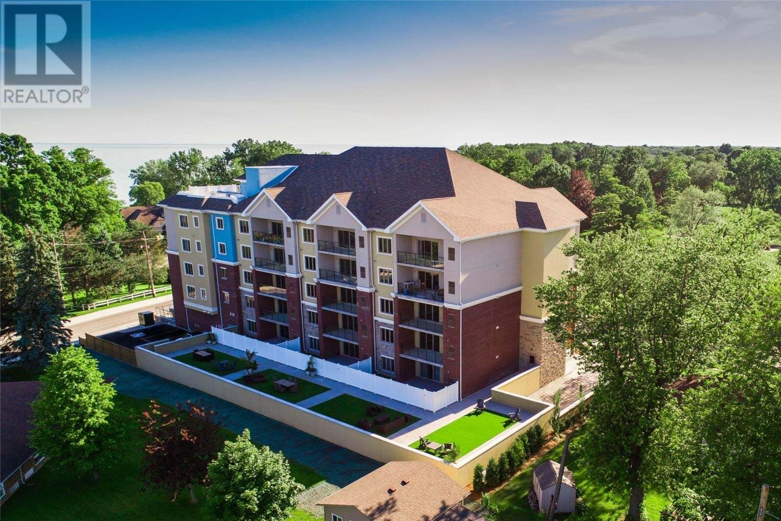 Condo for sale at 6 Park  Unit 101 Kingsville Ontario - MLS: 20000309