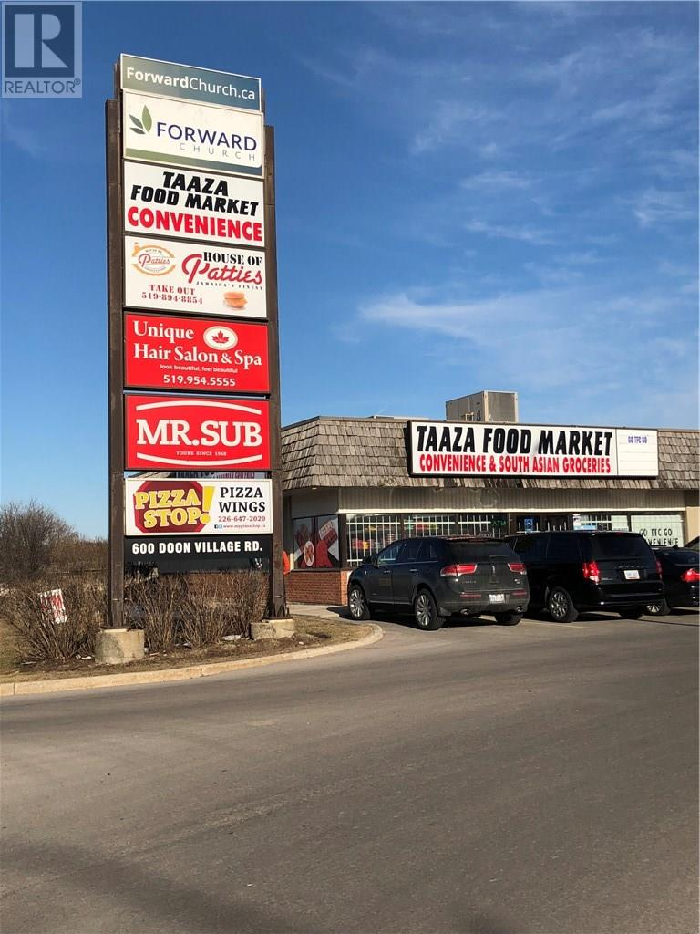 101-600 Doon Village Rd, Kitchener - Commercial Property For Sale ...