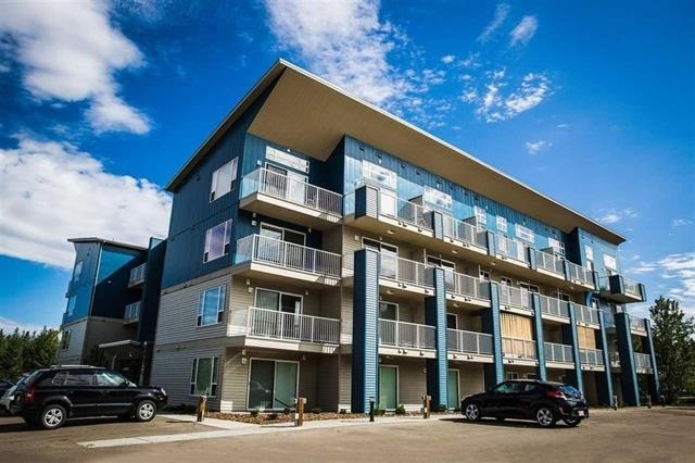 For Sale: 101 610 Calahoo Road, Spruce Grove, AB | 1 Bed, 1 Bath Condo for $150,000. See 9 photos!