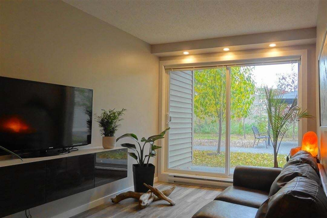 Condo for sale at 610 Calahoo Rd Unit 101 Spruce Grove Alberta - MLS: E4216457