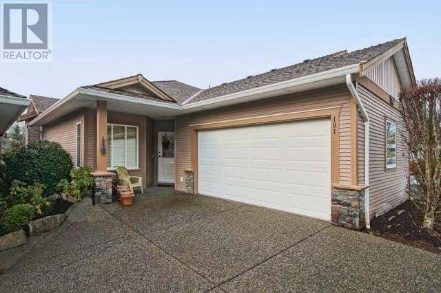 Townhouse for sale at 6233 Pleasant Ridge Pl Unit 101 Nanaimo British Columbia - MLS: 469213