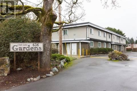 Condo for sale at 636 Granderson Rd Unit 101 Victoria British Columbia - MLS: 407197