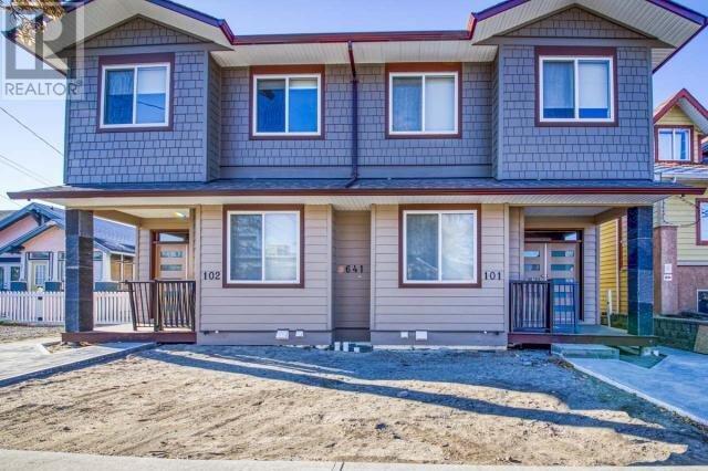 Townhouse for sale at 641 Winnipeg St Unit 101 Penticton British Columbia - MLS: 182007