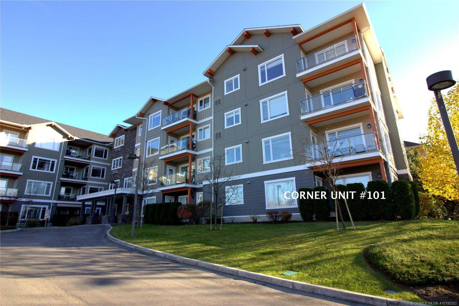 Condo for sale at 660 Lequime Rd Unit 101 Kelowna British Columbia - MLS: 10195203