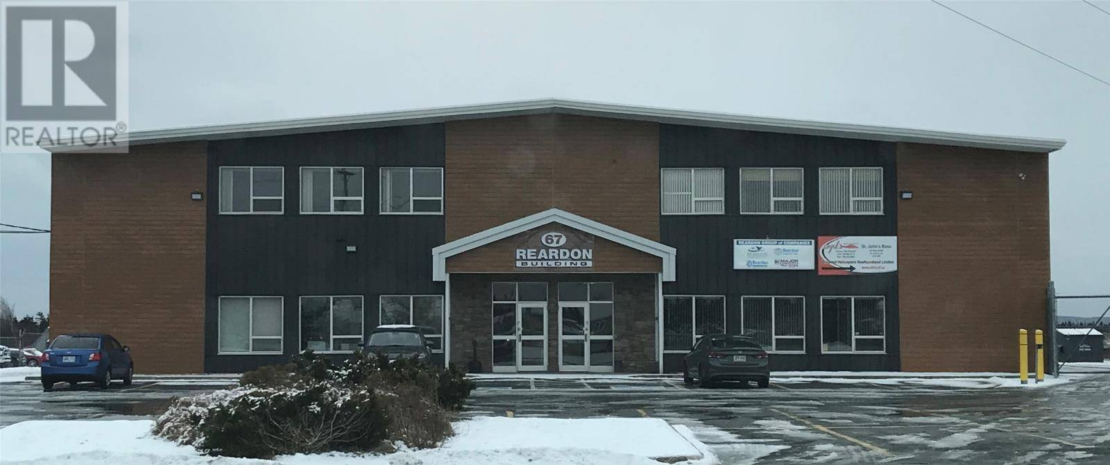 Commercial property for lease at 67 Majors Path Apartment 101 St. John's Newfoundland - MLS: 1205253