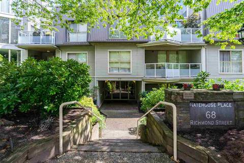 Condo for sale at 68 Richmond St Unit 101 New Westminster British Columbia - MLS: R2416849