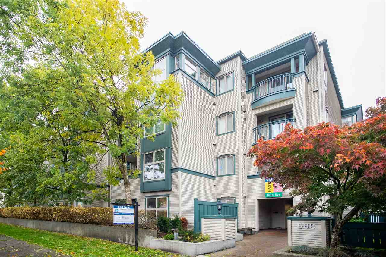 Buliding: 688 East 16th Avenue, Vancouver, BC